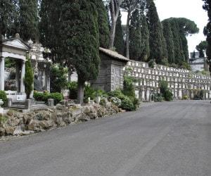 cimitero del verano roma
